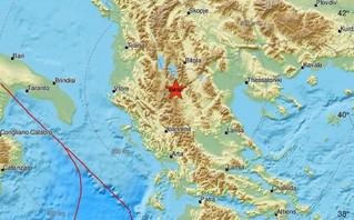 Ισχυρός σεισμός τώρα στην Καστοριά