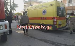 Τραγωδία στο Λουτράκι: Νεκρός 26χρονος σε τροχαίο