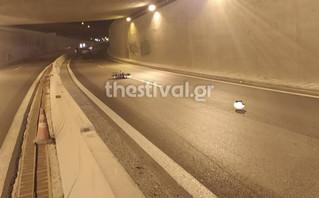 Σφοδρή σύγκρουση στη Θεσσαλονίκη: Νεκρός 41χρονος μοτοσυκλετιστής που οδηγούσε στο αντίθετο ρεύμα