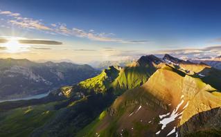 Στα σανατόρια του «Μαγικού Βουνού» στέλνει η Ελβετία τους ασθενείς με κορονοϊό