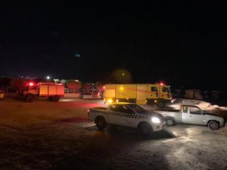 Θρίλερ στη Σάμο: Έπεσε στη θάλασσα αεροπλάνο τύπου Τσέσνα – Βρέθηκαν οι δύο επιβαίνοντες
