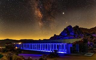 Το αόρατο σπίτι στην έρημο