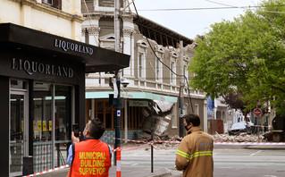 Σεισμός στη Μελβούρνη