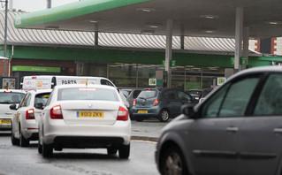 Ελλείψεις σε καύσιμα στη Βρετανία
