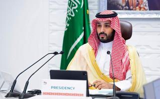Ο πρίγκιπας Μοχάμεντ μπιν Σαλμάν