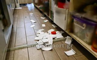 Διάρρηξη σε κατάστημα στη Λαμία