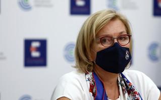 Μίνα Γκάγκα: Δωρεάν τα μονοκλωνικά και τα φάρμακα για τον κορονοϊό