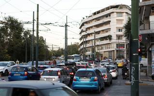 Κίνηση τώρα: Χάος στους δρόμους – Αναλυτικά πού υπάρχουν προβλήματα