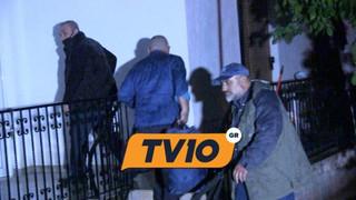 Νίκος Παλαιοκώστας: Έφτασε στο πατρικό του στα Τρίκαλα μετά την αποφυλάκισή του